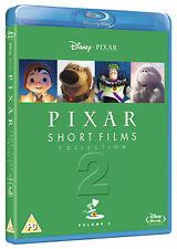 PIXAR SHORT FILMS COLLECTION - VOLUME 2 - BLU-RAY - REGION B UK