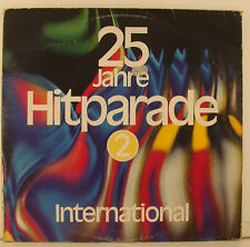 25 ANS HITPARADE INTERNATIONAL 2 BELAFONTE BOONE BYRDS DALIDA 3-LP FOC (i929)