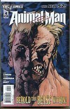 Animal Man 2011 series # 4 fine comic book