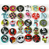 """Mixed Alt. Skull Designs x 30 BADGES Buttons Pins Wholesale Lot 25mm One Inch 1"""""""