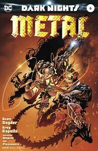 Dark Nights Metal #6 (2017), Andy Kubert Variant DC Snyder Capullo Wonder Woman
