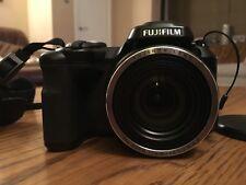 Fujifilm FinePix S8650 16.0MP Digital Camera Black boxed also with black case