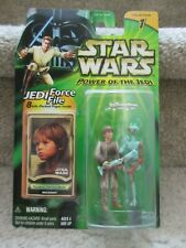 Star Wars Power of the Jedi Action Figure Anakin Skywalker Mechanic 2000
