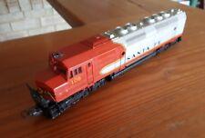 Lima FP-45 diesel loco. Sante Fe #106. Ho scale