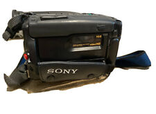 SONY CCD-TR81 Handycam Hi8 Camcorder *Stereo -with Original Accessories & Bag