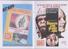 Past Perfect 194 Beneath The Planet Of The Apes Timeslip She-Hulk Star Trek Dd