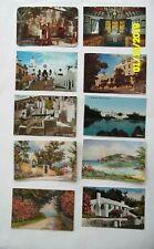 Bermuda,10,Art Drawn/Tucker-3,Stone Quarry,Paget-Buena Visita, Int-Church,Stock