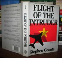 Coonts, Stephen FLIGHT OF THE INTRUDER  1st Edition 1st Printing