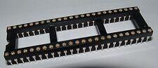 6 X Zócalo De 48 vías convertido Pin IC precicontact USO-648-TL-A-32