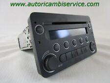 1561073093 AUTORADIO ALFA ROMEO 159 SW 1.9 110KW 5P D 6M (2008) RICAMBIO USATO (