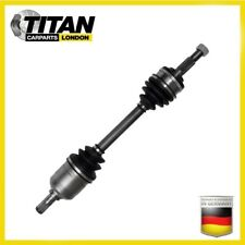 DRIVESHAFT CV JOINT NISSAN X-TRAIL 2.0 2.2DI 2.5 4X4 DCI FRONT LEFT NEAR SIDE