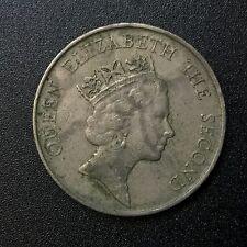 1986 Hong Kong 5 Dollar Coin