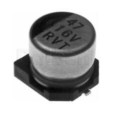 16V47MF6354 Smd Capacitor 16V 47UF 6X5MM