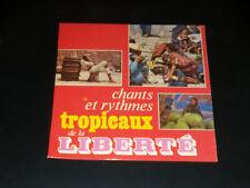 45 tours EP - CHANTS ET RYTHMES TROPICAUX DE LA LIBERTE - CHE GUEVARA - 1960'