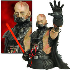 Star Wars Force Unleashed Darth Vader 7in Mini Bust Gentle Giant Studios