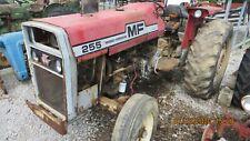 Mf 255 Massey Ferguson Tractor Front Weight Bracket