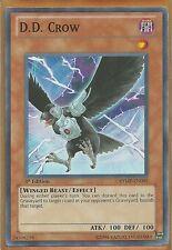Yugioh RYMP-EN095 D.D. Crow Super Rare Card