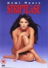 STRIPTEASE DVD w/ DEMI MOORE & BURT REYNOLDS