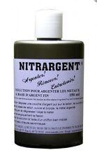 ARGENTURE A FROID NITRARGENT ARGENTER A BASE D' ARGENT FIN 150 ML
