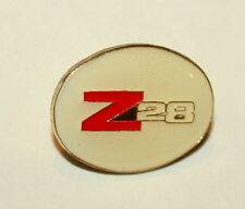 Vintage 1980s Z28 Chevy Chevrolet Camaro Hood Emblem Badge Collectors Pin New