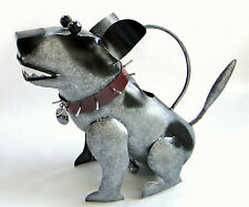 Watering Can - Guard Dog Watering Can - Metal Watering Can - Garden Decor - Lawn