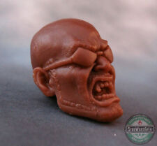 "ML108 Blade Custom Cast head use with 6"" Marvel Legends figures"