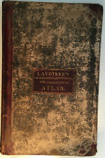 1809 Lavoisne's Genealogical Historical & Geographical Atlas Hand Coloured