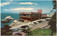 Cliff House Restaurant In San Francisco CA Postcard