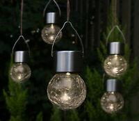 LED Gartenleuchten 3er Set Gartenstrahler Gartenspot Baum Pflanzstrahler GL12