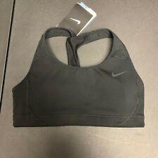 61d8cf249bc50 Nike Womens Shape Sports Bras 419413-010 Black SZ XS