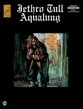 New listing  JETHRO TULL -- AQUALUNG: GUITAR/TAB **Mint Condition**