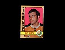 1972 Topps 83 Gary Croteau EX #D597075