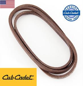 "GENUINE OEM 46"" Cub Cadet MTD Mower Deck Belt LT1045 LT1046 754-04153 954-04153"