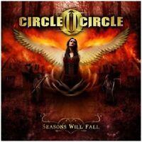 CIRCLE II CIRCLE - SEASONS WILL FALL  CD 12 TRACKS HARD & HEAVY/HEAVY METAL NEU