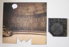 HOT TOYS DX-05 INDIANA JONES RAIDERS LOST 1/6 BACKDROP DIORAMA STAGE NEW