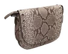 Michael Kors Hamilton Traveler Studded Leather Messenger / Crossbody Bag NWT