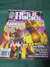 Tips & Tricks Video Game Tips Magazine - No. 48 February 1999