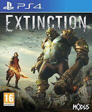 Extinction [UK Import] PS4 Playstation 4 ALTRI