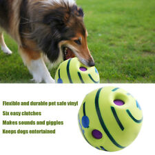 Wobble Wag Giggle Ball Dog Play Ball Training Sport Pet Toys With Funny Sound