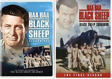 BAA BAA BLACK SHEEP Complete TV Series Seasons 1-2 DVD Bundle NEW Free Ship