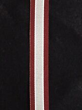 General Campaign Star – Expedition, Miniature Ribbon, 40 inches