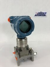 Rosemount Pressure Transmitter 3051S1Cd4A3F12A1Abcd2E5L4 M5