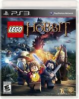 PS3 Lego The Hobbit Video Game  ( PS3 Sony Playstation 3 ) TESTED