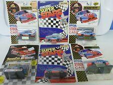 Lot of 6 (4) Racing Champions & (2) Matchbox Richard Petty 1:64 Cars