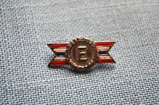 WWII Sterling Efficiency Pin