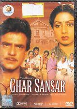 Ghar Sansar - Jatendra - Neuf Bollywood DVD