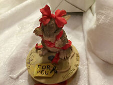 "Charming Tails ""All I Can Give You Is Me"" Signed By Dean Griff Mothers Day"