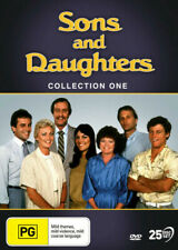 Sons and Daughters Collection 1 (DVD, 2020, 25-Disc Set)