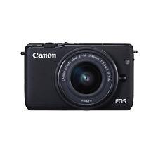 Nuevo Canon EOS M10 18MP Compacto DLSR cámara digital con 15-45 mm Lente Kit + Wty