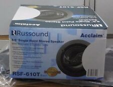 "Russound RSF-610T 6.5"" Single Point Stereo in-wall Speaker ( Each )"
